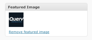 WordPress Post Featured Image Shortcode